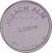 Jesachalm - Degfregger Alpen