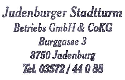Judenburger Stadtturm - Judenburg
