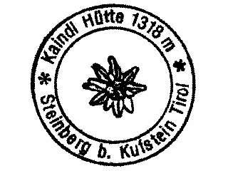 Kaindlhütte - Kaisergebirge