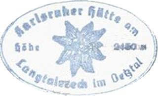 Karlsruher Hütte