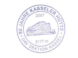 Kasseler Hütte - Zillertaler Alpen