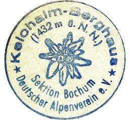Kelchalm