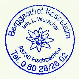 Kesselalm - Mangfallgebirge