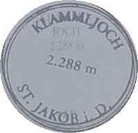 Klammjoch - Defregger Alpen