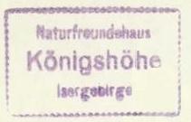 Königshöhe NFH - Isergebirge