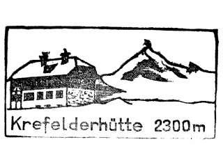 Krefelder Hütte - Glocknergruppe