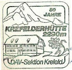 Krefelder HütteKrefelder Hütte
