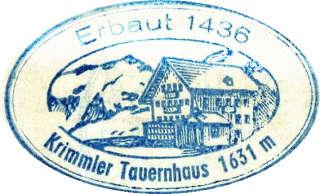 Krimmler Tauernhaus