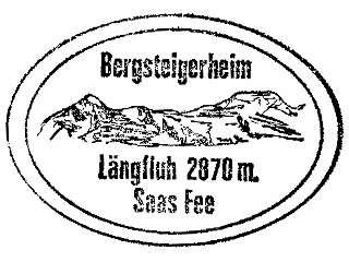 Längfluh - Walliser Alpen