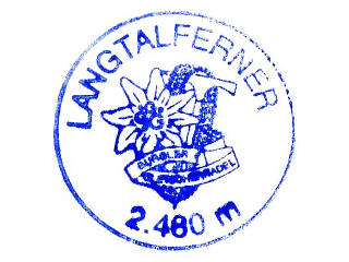 Langtalferner - Ötztaler Alpen