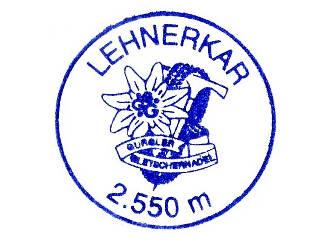 Lenhnerkar - Ötztaler Alpen