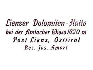 Lienzer Dolomiten Hütte