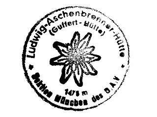 Ludwig Aschenbrenner Hütte - Rofangebirge