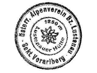 Lustenauer Hütte - Bregenzer Wald