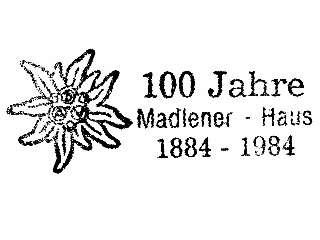 Madlener Haus - Silvretta (von 1984)