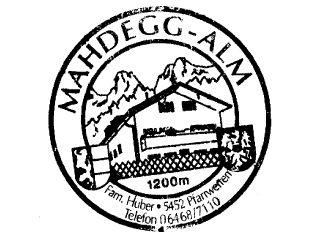 Mahdegg-Alm - Tennengebirge