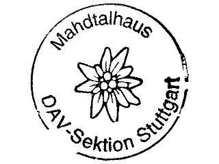 Mahdtalhaus - Allgäuer Alpen