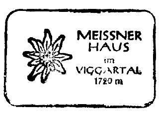Meissner Haus - Tuxer Alpen