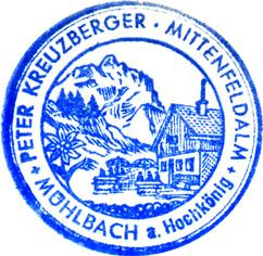 Mittenfeldalm - Berchtesgadener Alpen