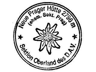Neue Prager Hütte - Venedigergruppe