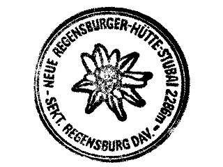 Neue Regensburger Hütte - Stubaier Alpen