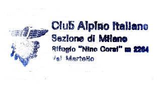 Nino Corsi, Zufallhütte