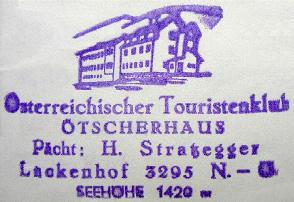 Ötscherhaus