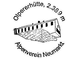 Olperer Hütte - Zillertaler Alpen