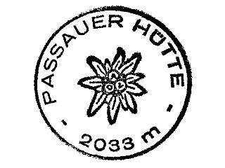 Passauer Hütte - Leoganger Steinberge