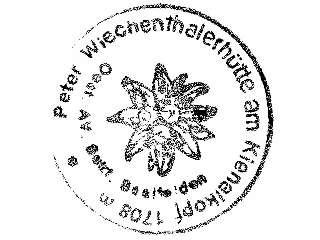 Peter Wiechenthalerhütte - Berchtesgadener Alpen