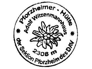 Pforzheimer Hütte - Stubaier Alpen
