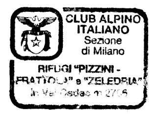 Pizzini, Rifugio - Ortleralpen
