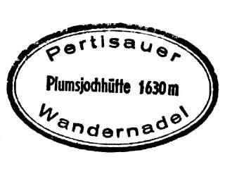 Plumsjochhütte - Karwendel