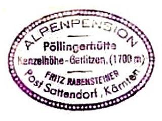 Pöllinger Hütte