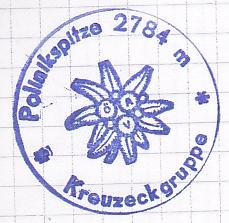 Polinikspitze - Kreuzeckgruppe