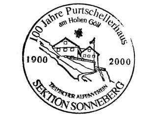 Purtschellerhaus - Berchtesgadener Alpen