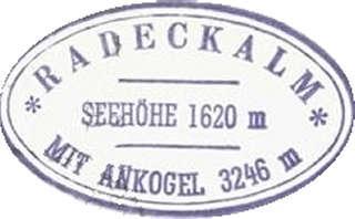Radeckalm