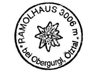 Ramolhaus - Ötztaler Alpen