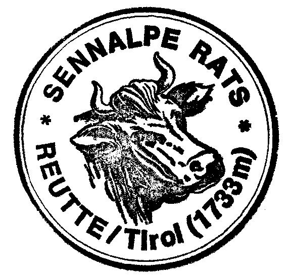 Rats Sennalpe - Lechtaler Alpen