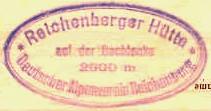 Reichenberger Hütte - Lasörlinggruppe
