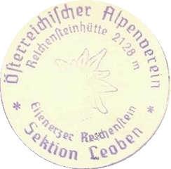 Reichensteinhütte