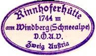 Rinnhofer Hütte