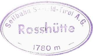 Roßhütte
