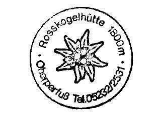 Rosskogelhütte - Stubaier Alpen