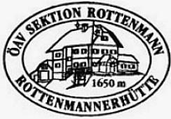 Rottenmannerhütte, Hüttenstempel