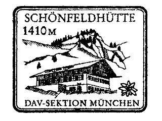 Schönfeldhütte - Mangfallgebirge