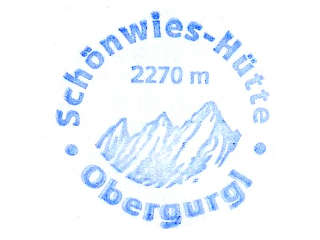 Schönwieshütte