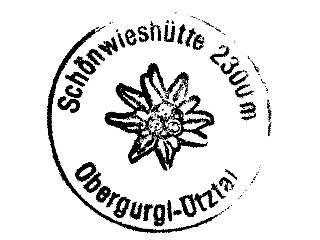 Schönwieshütte - Ötztaler Alpen