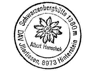 Schwarzenberghütte - Glocknergruppe