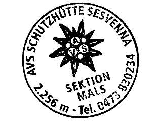 Sesvenna Hütte - Sesvennagruppe